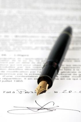 contrat embauche nounou