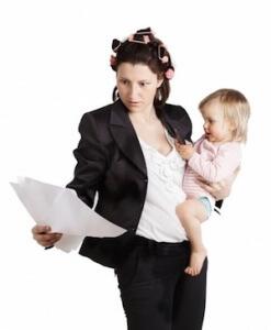 impôts garde à domicile