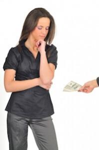 Salaire but/net nounou à domicile