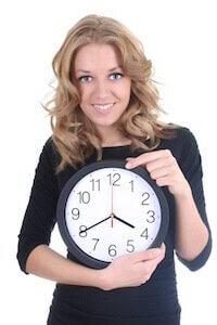 modifier les horaires de garde