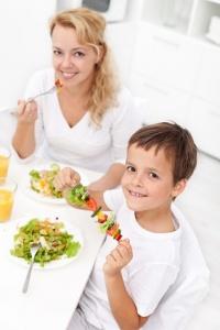Repas nounou à domicile