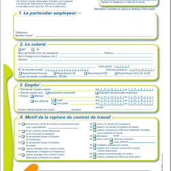 documents licenciement assistante maternelle
